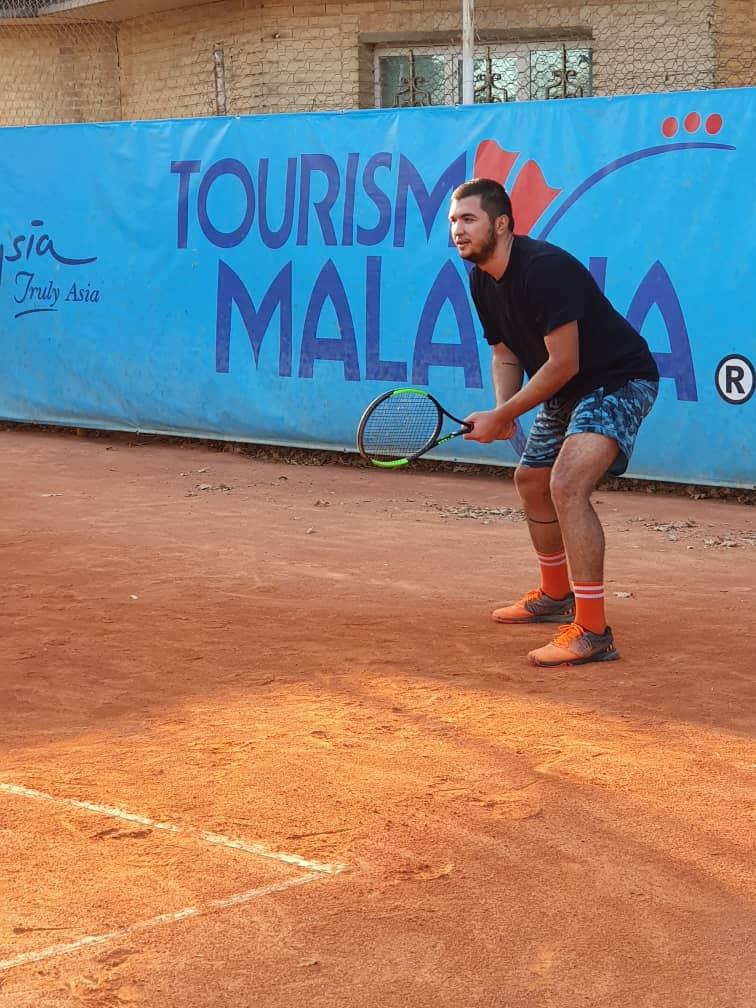 جدول اصلی رقابت های کشوری تنیس اقایان  شیراز (جام اسگالش ) اغاز شد