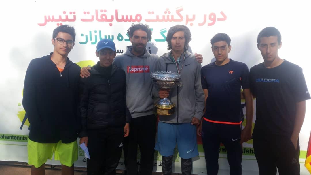 پایان دور برگشت مسابقات لیگ آینده سازان در اصفهان