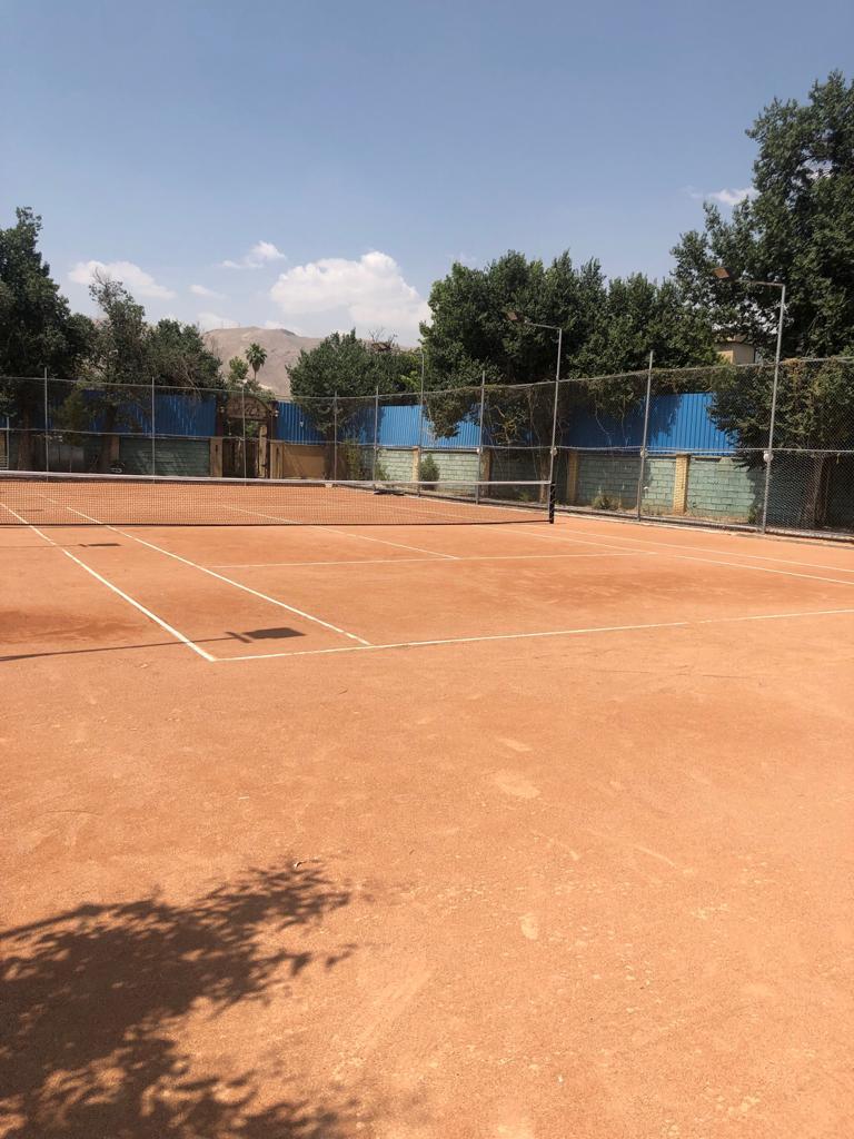 بازدید فنی از باشگاه تنیس فیوچرز انجام شد