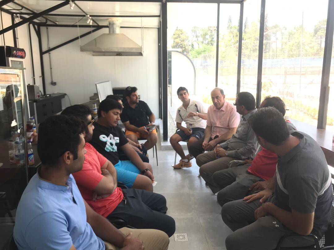 اولین جلسه هماهنگی جام بیمارستان اردیبهشت شیراز ++A برگزار شد