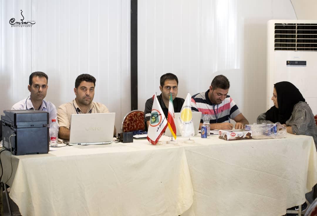 مراسم  قرعه کشی جدول مقدماتی مسابقات جایزه بزرگ بیمارستان اردیبهشت شیراز برگزار شد