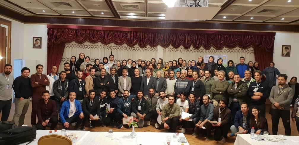 سمینار دانش افزایی مربیان  تنیس کشور در شیراز